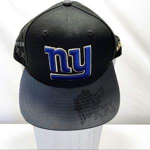 NY Giants NFL Super Bowl XXI Snapback Hat 9fifty
